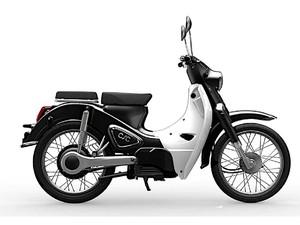 Motor Listrik China Ini Mirip Honda Super Cub