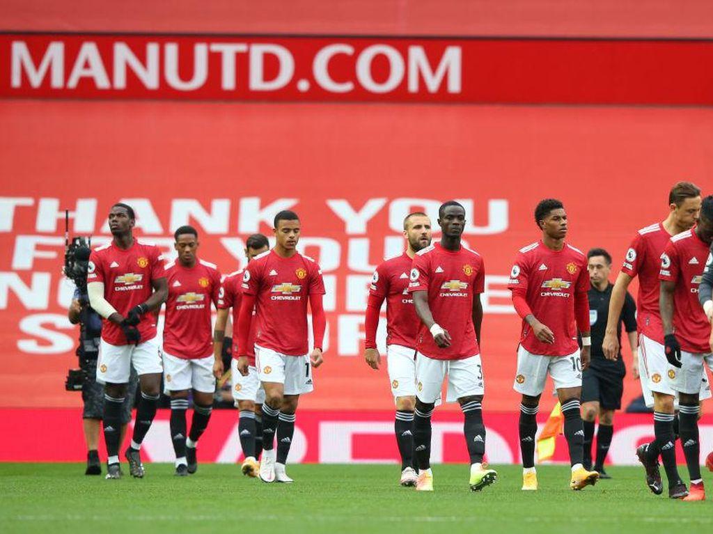 Semenohok Ini Laga Kandang dan Tandang Manchester United