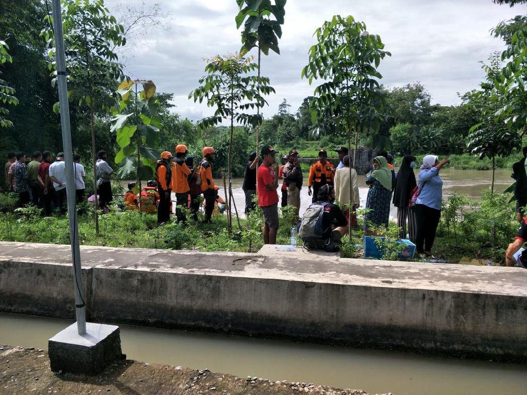 Seorang Pria Hilang di Sungai Bendo Bantul