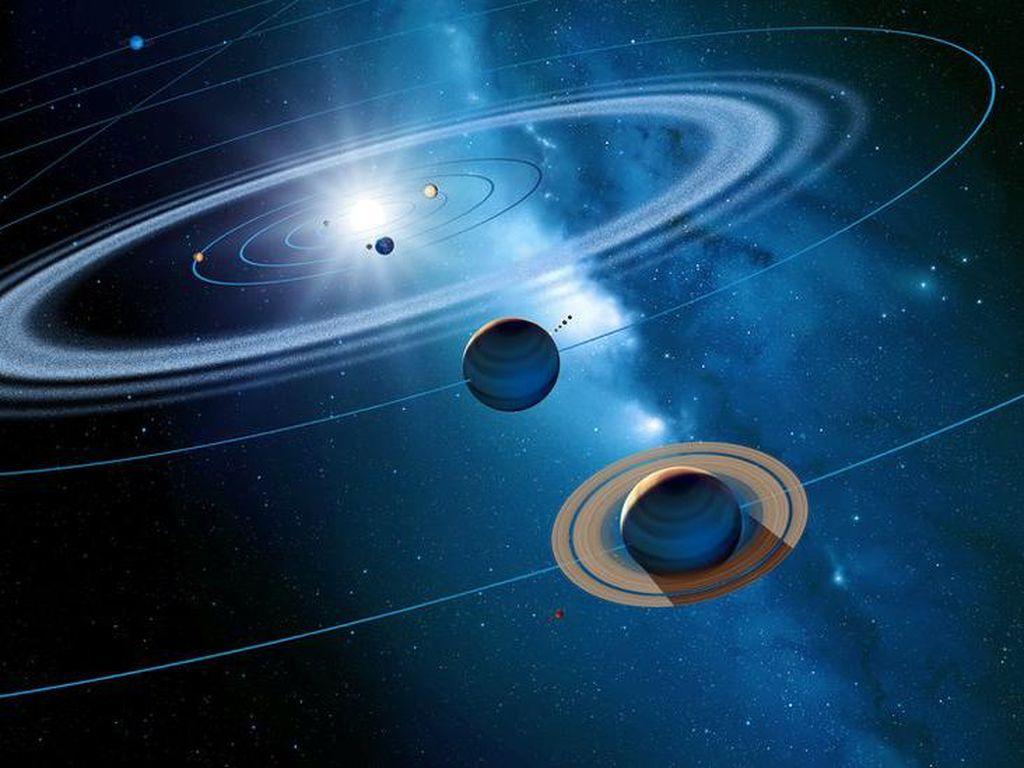Planet Jupiter dan Saturnus Akan Sejajar Menjelang Natal