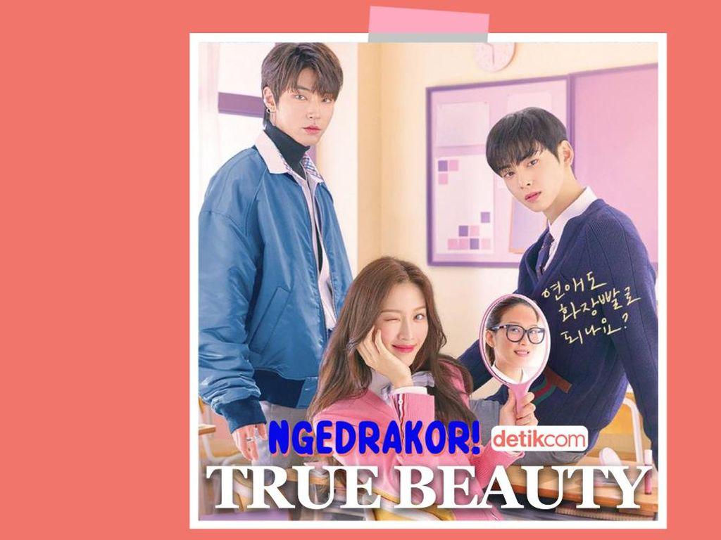 Podcast ngedrakor!: True Beauty, Cantik Tapi Palsu