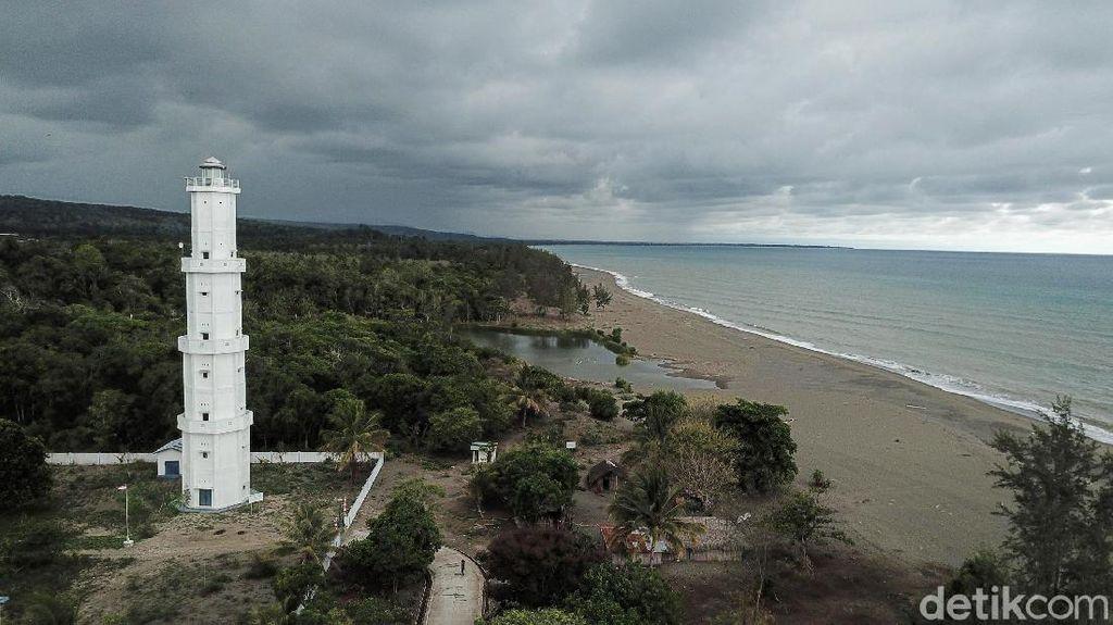 Potret Mercusuar di Perbatasan RI-Timor Leste