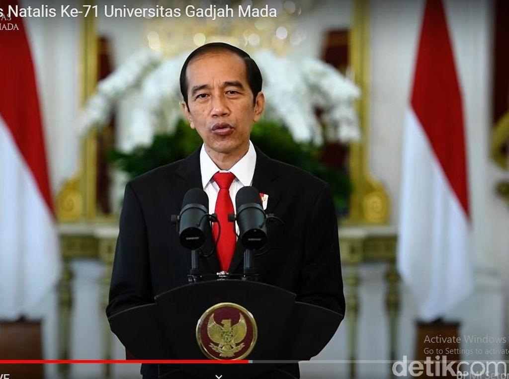 Jokowi Resmi Lantik 7 Anggota KY, Berikut Daftar Namanya