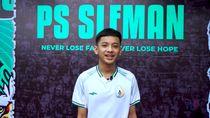 Mengenal Rizky Faidan, Juara IFeL 2020 dari PSS Sleman