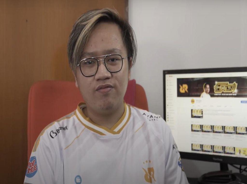 Kisah RRQ Eggsy, Main Game FIFA Sampai ke Belanda