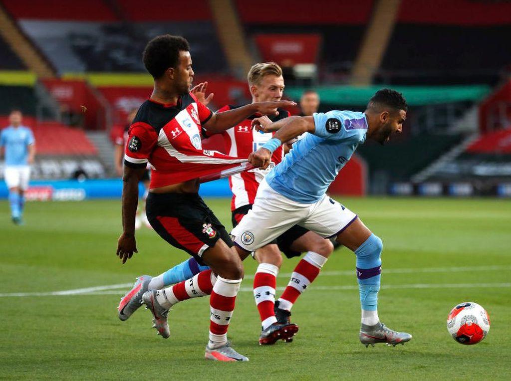 Link Live Streaming Southampton Vs Manchester City