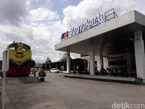 Daftar Perjalanan Kereta Api yang Layani Libur Nataru di Yogyakarta