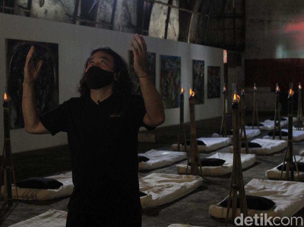 Membangkitkan Asa di Bekas Bioskop Dian Bandung