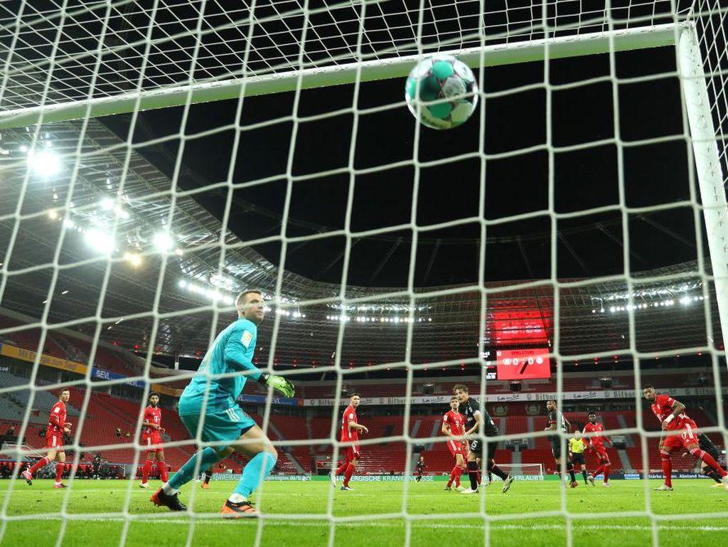 Pertahanan Bayern Munich Mengkhawatirkan