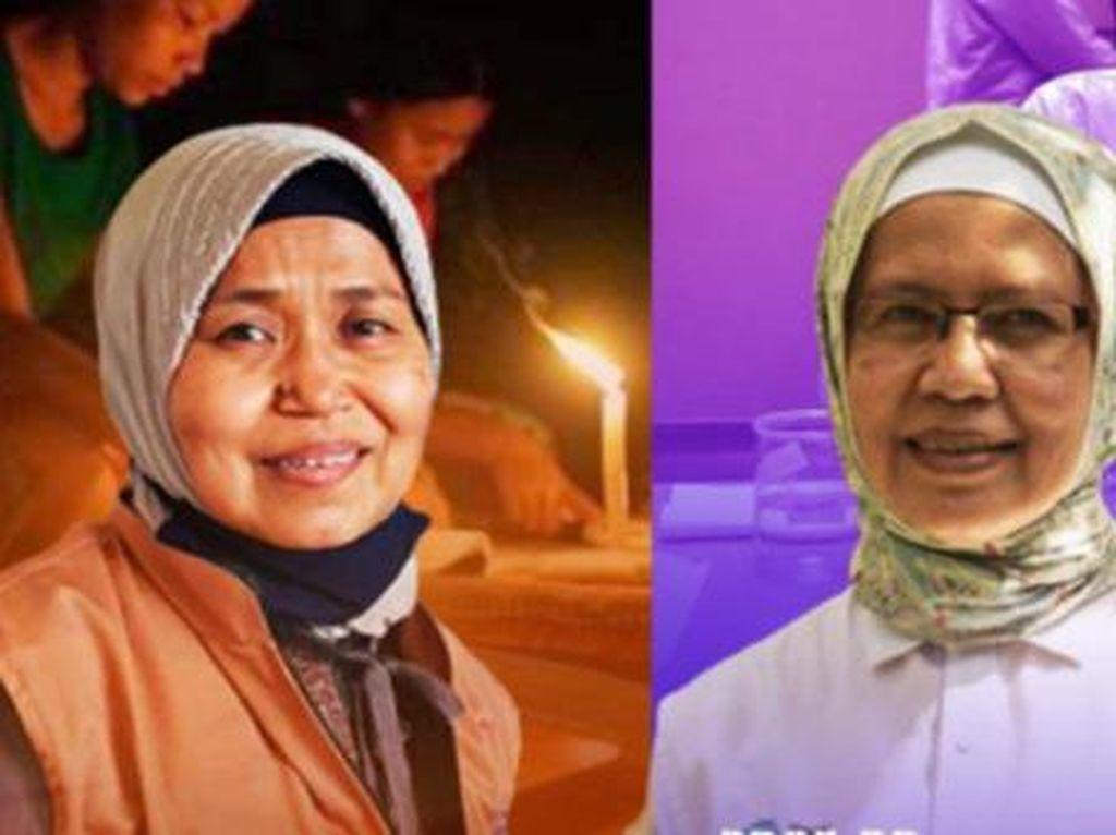 Rasa Bangga Jokowi Saat 2 Srikandi Ilmuwan Diakui Dunia