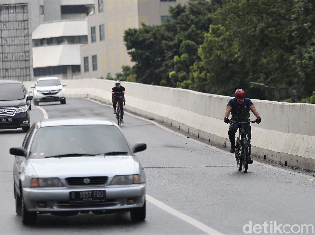 Motor Tak Boleh Lewat JLNT Kp Melayu tapi Road Bike Boleh, Ini Kata Dishub