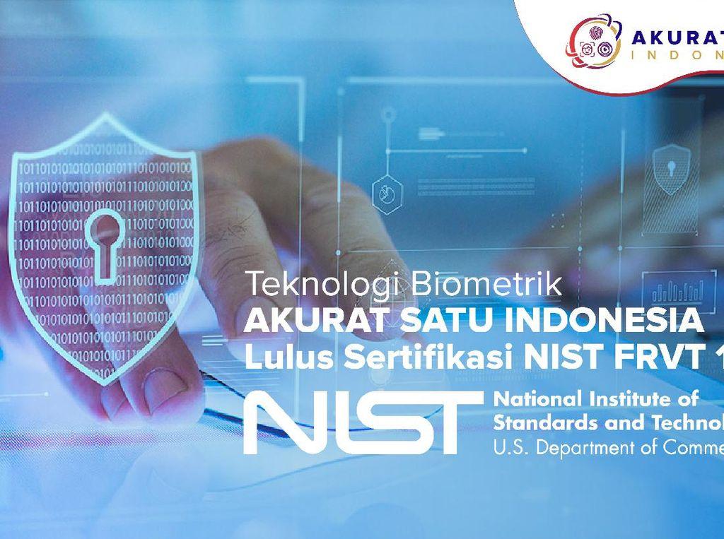 Mengenal Teknologi Biometrik yang Bikin Startup Lokal Mendunia