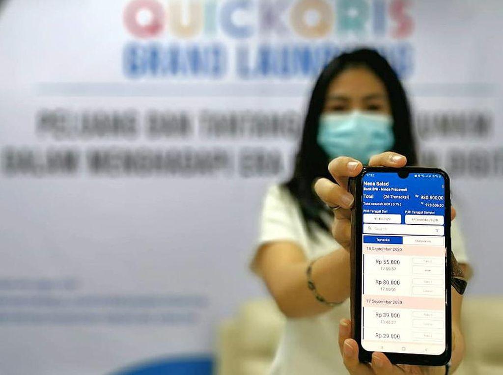 QuickQRIS Tawarkan Transaksi Nontunai QRIS, Apa Keunggulannya?