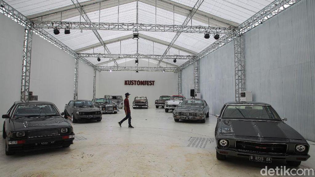 Cuci Mata di Pameran Motor dan Mobil Modifikasi Yogyakarta