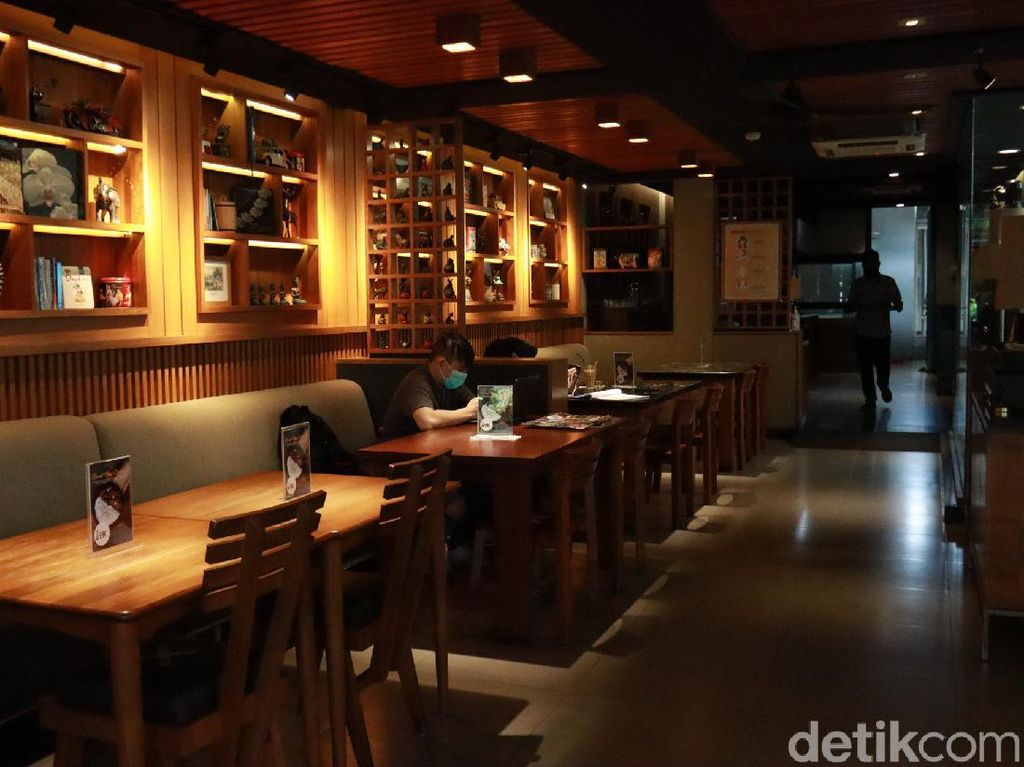 Foto: Kafe Asyik Buat Nongkrong dan Meeting di Bandung