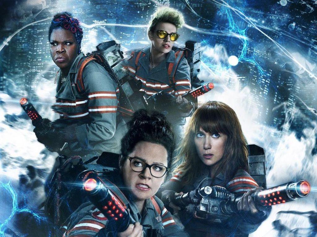 Sinopsis Ghostbusters, Tayang di Bioskop Trans TV Hari Ini