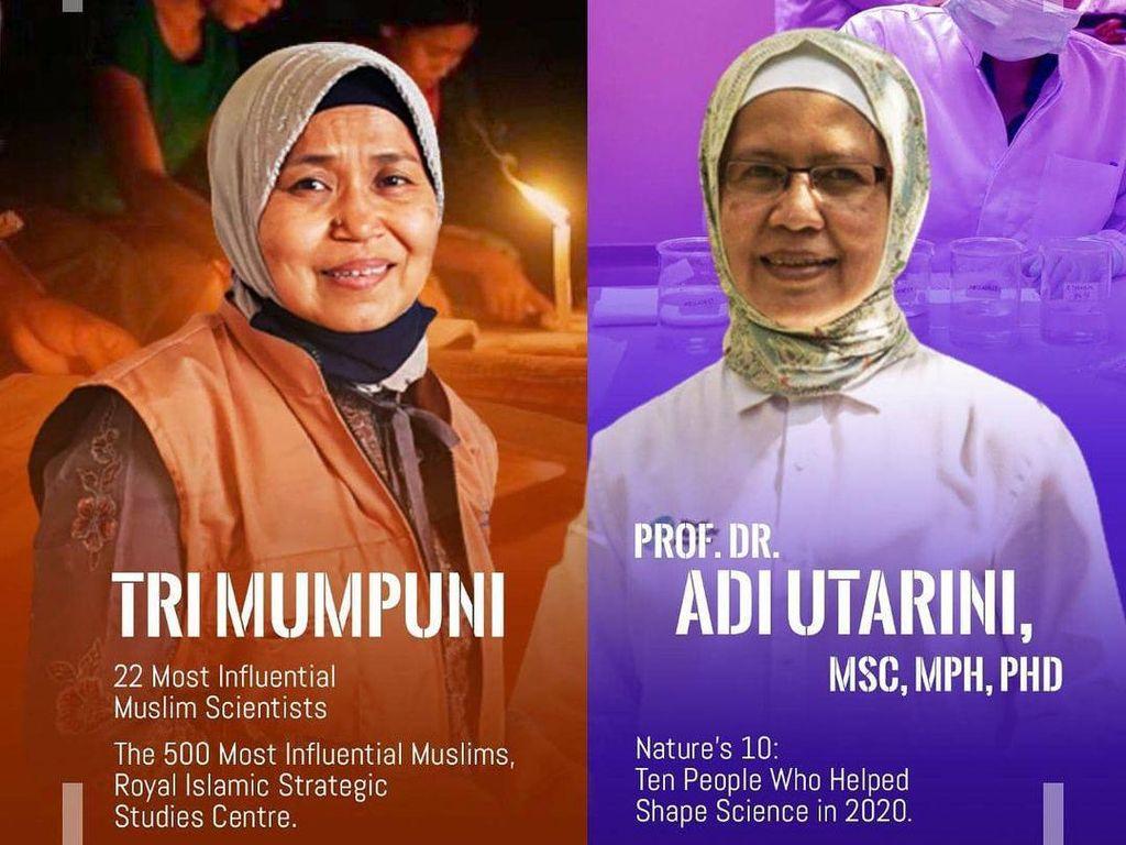 UGM Belum Beri Penghargaan ke Adi Utarini, Ilmuwan yang Dibanggakan Jokowi