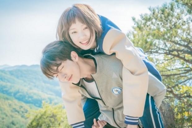 Drama Korea Wightlifting Fairy Kim Bok Joo yang dibintangi oleh Nam Joo Hyuk dan Lee Sung Kyung.