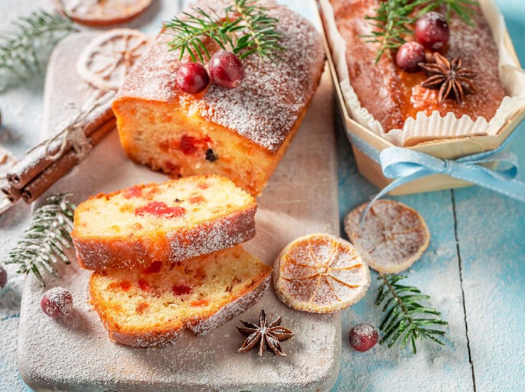 Resep Light Fruitcake untuk Suguhan Spesial Natal