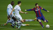 Jan Oblak Kagumi Cara Messi Mencetak Gol: Kayak Ngoper ke Gawang