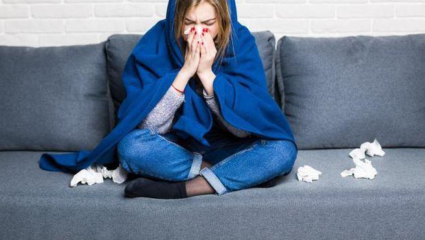 Menyebabkan Demam dan Flu