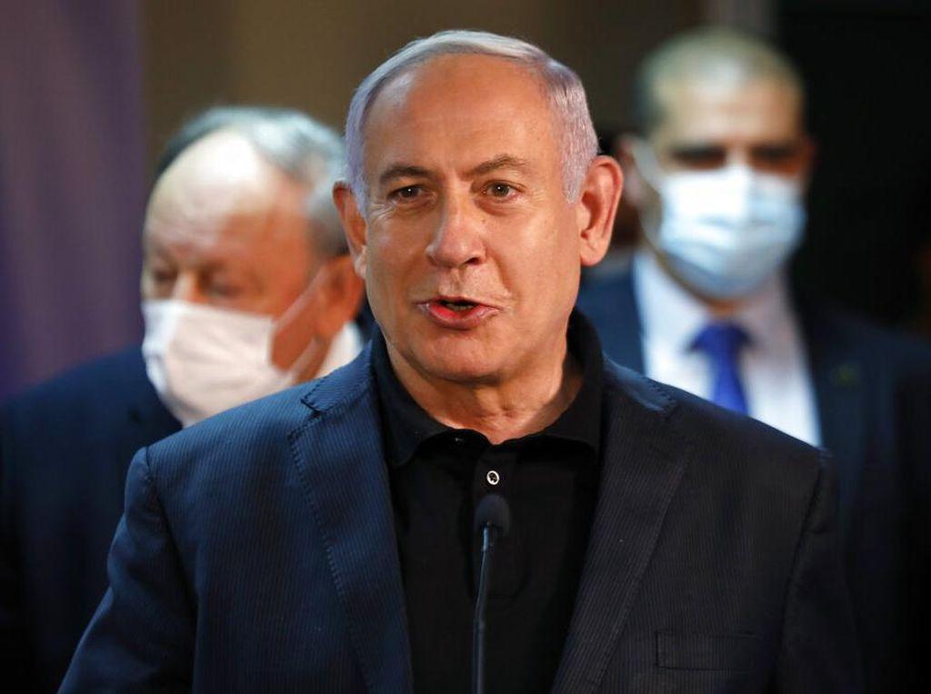 Netanyahu: Iran Tak Akan Punya Nuklir Selama Saya Jadi PM