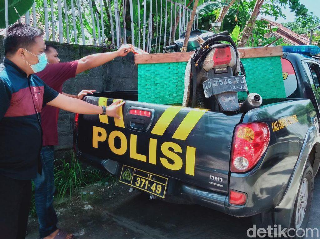 Seorang Pencari Rumput Tewas Diduga Terpeleset di Bendungan Klaten