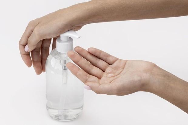 Dengan ini bisa membuat tangan bersih, lembut, hingga menenangkan kulit
