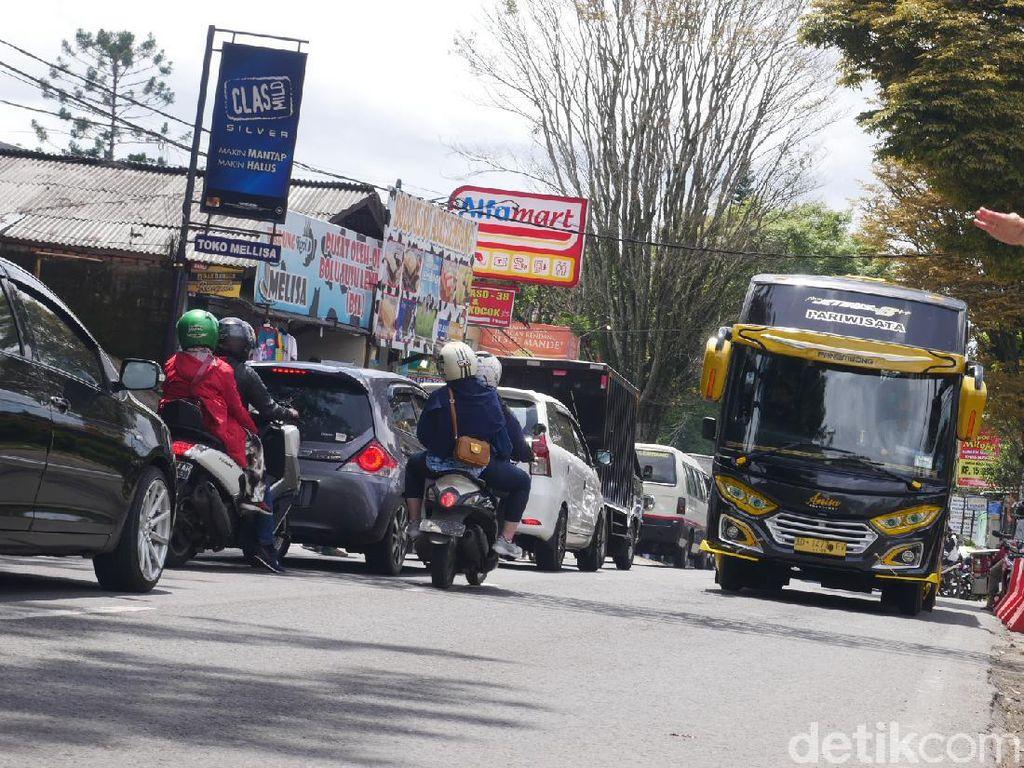 Kawal Libur Nataru, Polres Cimahi Bentuk Tim Pengurai Kemacetan