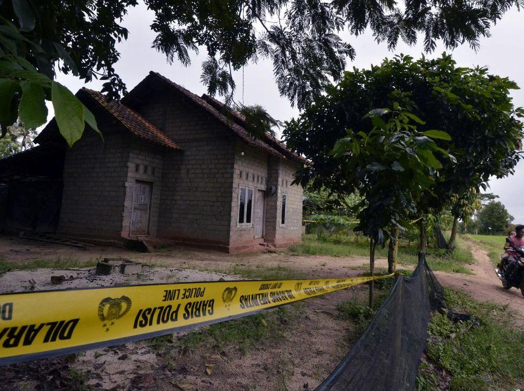 Bunker Teroris Upik Lawanga Disamarkan Pakai Peternakan Bebek