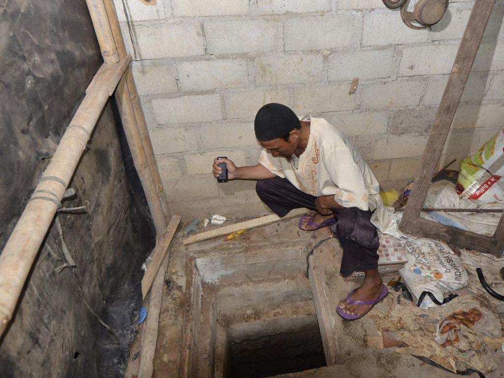 4 Fakta Terbongkarnya Bunker Teroris Upik Lawanga untuk Rakit Senjata