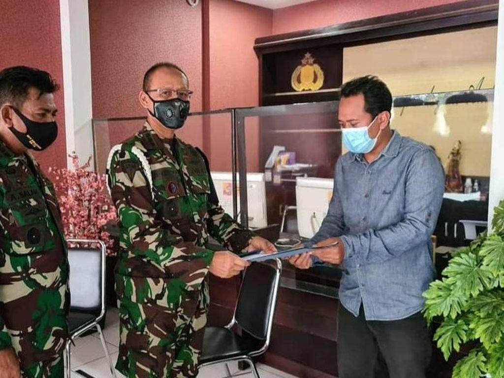 Identitas TNI AD Dicatut, Puspomad Polisikan Akun Alzena Kanzia Farzana