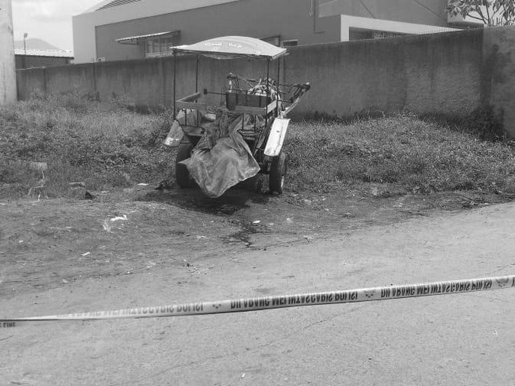 Polisi Kantongi Identitas Diduga Pelaku Pembunuh Kusir Delman di Bandung