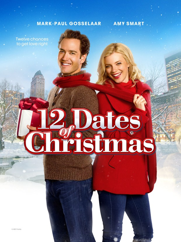 Poster film 12 Date of Christmas