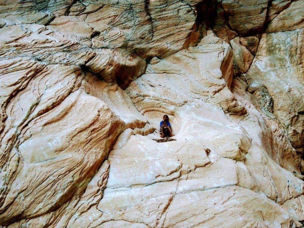 Serupa Grand Canyon, Tapi Ini di Timor Tengah Selatan