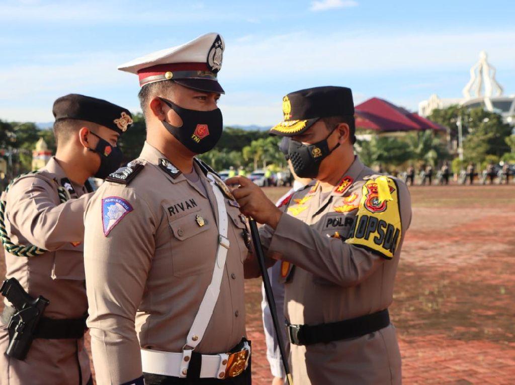 1.979 Personel Gabungan Dikerahkan Amankan Natal-Tahun Baru 2021 di Aceh