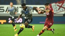 Video AS Roma Kena Comeback Atalanta 4-1