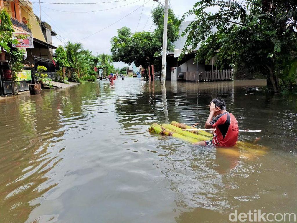 Makassar Diguyur Hujan Sepekan Terakhir hingga Banjir, Ini Penjelasan BMKG