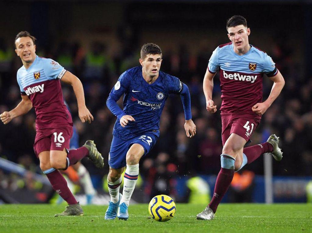 10 Fakta Jelang Chelsea Vs West Ham United