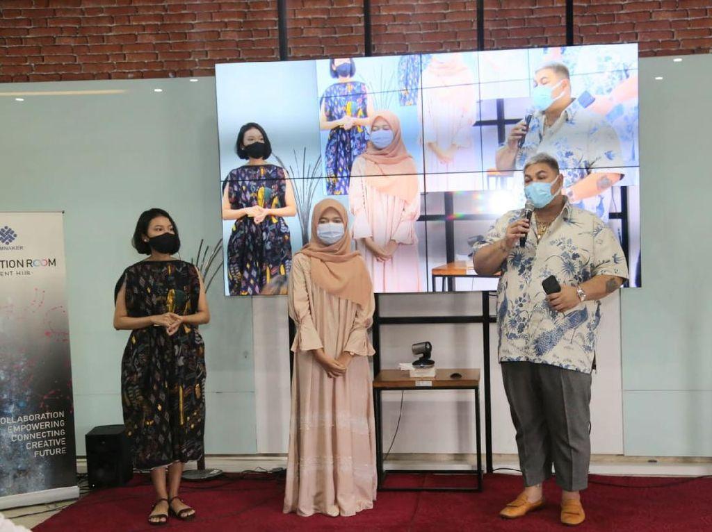 Kata Ivan Gunawan soal Fashion Design Competition Kemnaker 2020