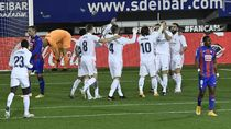 Video Real Madrid Hajar Eibar 3-1