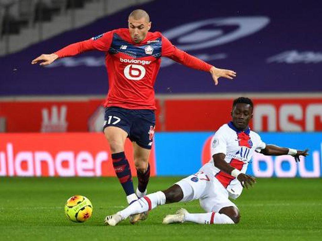 Liga Prancis: Tanpa Neymar, PSG Ditahan Imbang Lille Tanpa Gol