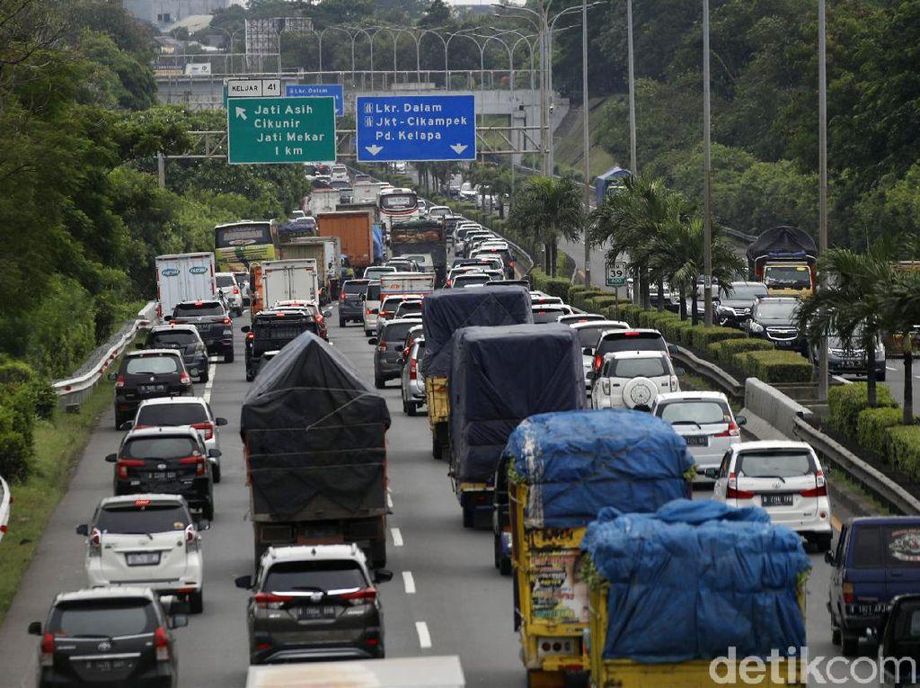 138 Juta Kendaraan Mengaspal di RI, Terbanyak Bukan Jakarta