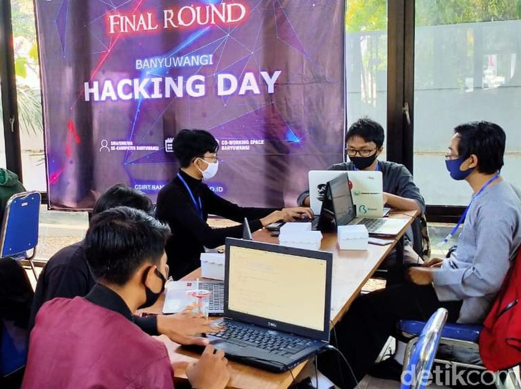 Hacking Day Competition, Cara Banyuwangi Asah Talenta Cyber Security Daerah