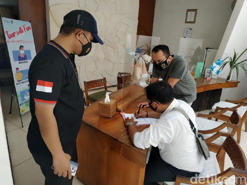 Polisi Temukan Hotel di NTB Pakai Elpiji 3 Kg, 3 Orang Diamankan