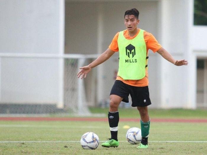 Jack Brown menepi dari Timnas Indonesia U-19 karena cedera.