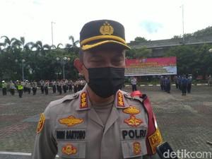 Cegah Kerumunan, Polres Jaksel Larang Konvoi Motor Saat Libur Akhir Tahun