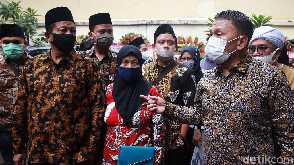 Keluarga Laskar FPI yang Tewas Datangi Komnas HAM