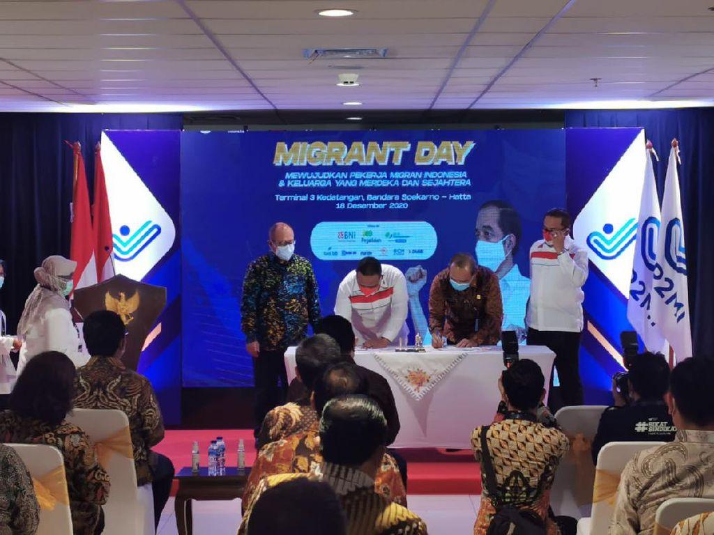 Komitmen Ditjen Imigrasi Lindungi & Layani Pekerja Migran Indonesia