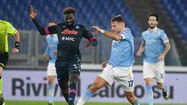 Lazio Taklukkan Napoli 2-0